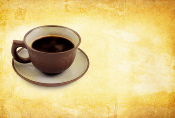 cofee vintage background
