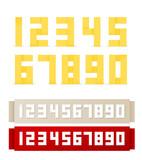 Origami digits