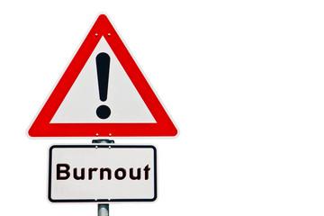 ACHTUNG Burnout droht ! © Matthias Buehner