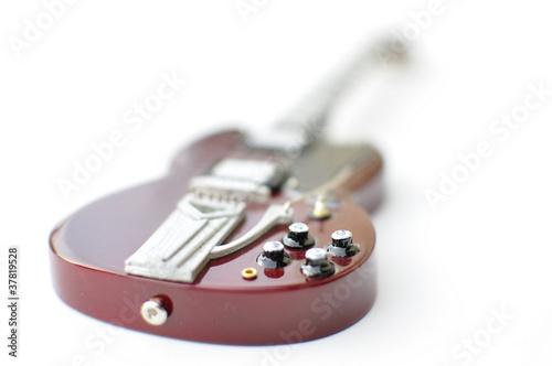 Guitare électrique Poster