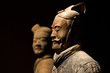 famous Chinese terracotta army - 37826319