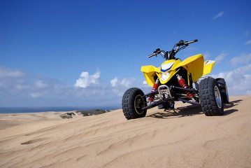 ATV Quad Racer
