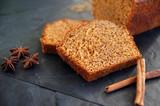 Fototapety tranches de pain d'épices 2