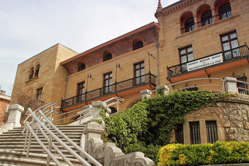 Getxo town hall