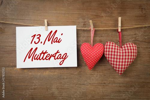 13 Mai Muttertag