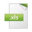 xls Dateiendung