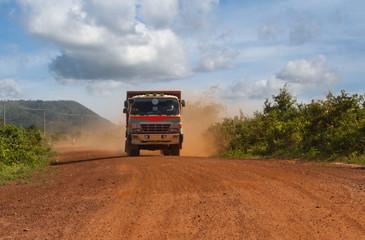Truck backcountry