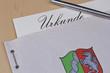 notarielle Urkunde NRW