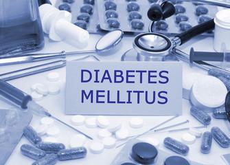 Diabetes, Spritze