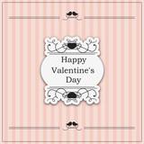 Valentine's Day vintage design - eps10