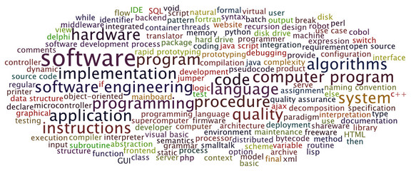 Tag Cloud Software