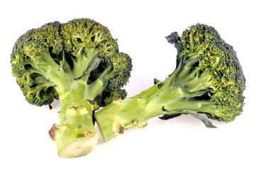 Deux brocolis