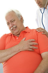 Douleur dans la poitrine - Symptômes