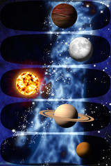 cosmic banners