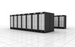 21 Server im Cluster
