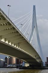 Erasmusbrücke Rotterdam hochkant