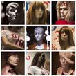 composition mannequins vitrine