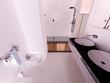 bagno, doccia, moderno, appartamento rendering 3d interni