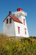 North Rustico habour lighthouse at PEI