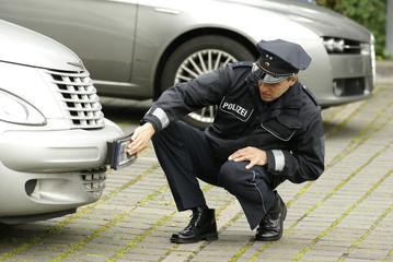 Fahrzeugkontrolle
