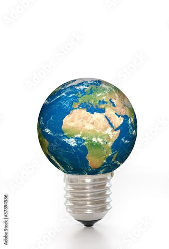 Plexiglas Développement durable.