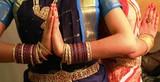 Fototapeta Indyjski - taniec - Stopy / Dłonie