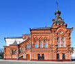 Building of former Town council in Vladimir, Russia
