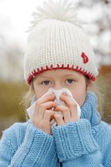 Ich bin erkältet