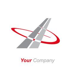 Logo construction company # Vector