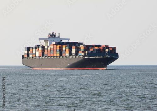 Containerschiff - 37904793