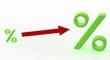 Percent rate increase