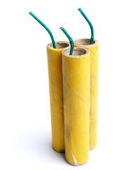Three firecrackers