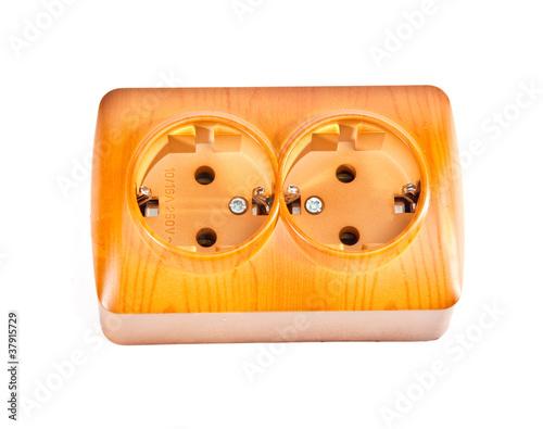 Electrical rosette