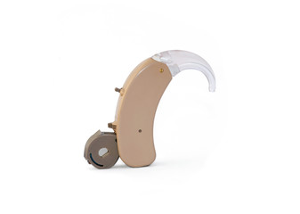 Digital hearing aid and its batteries