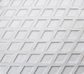 Rombus shape list of iron