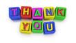 Play Blocks : THANK YOU