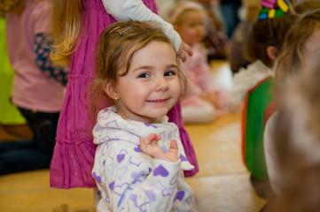 Fest im Kindergarten