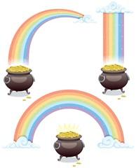 Pot & Rainbow