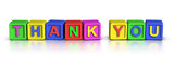 Play Blocks : THANK YOU