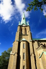 The Cathedral of Goteborg