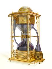 Mechanical Sand Clock