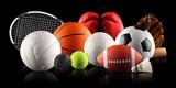 Fototapety balls in sport 2