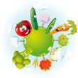 vegetable planet