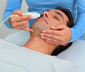 ultrasonic hair removal