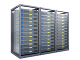 Servers data center - Renderfarm