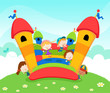 Bouncy Castle - 37945361