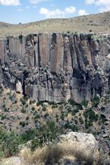 Ihlara valley in Cappadocia, Turkey