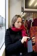 téléphoner dans les transports en commun