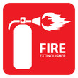 Fire Extinguisher Set 1