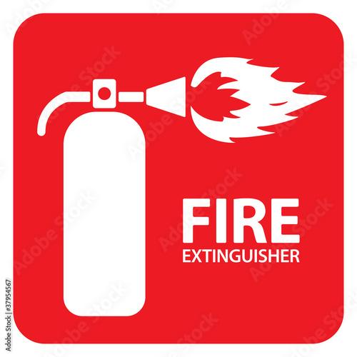 Fire Extinguisher Set 1